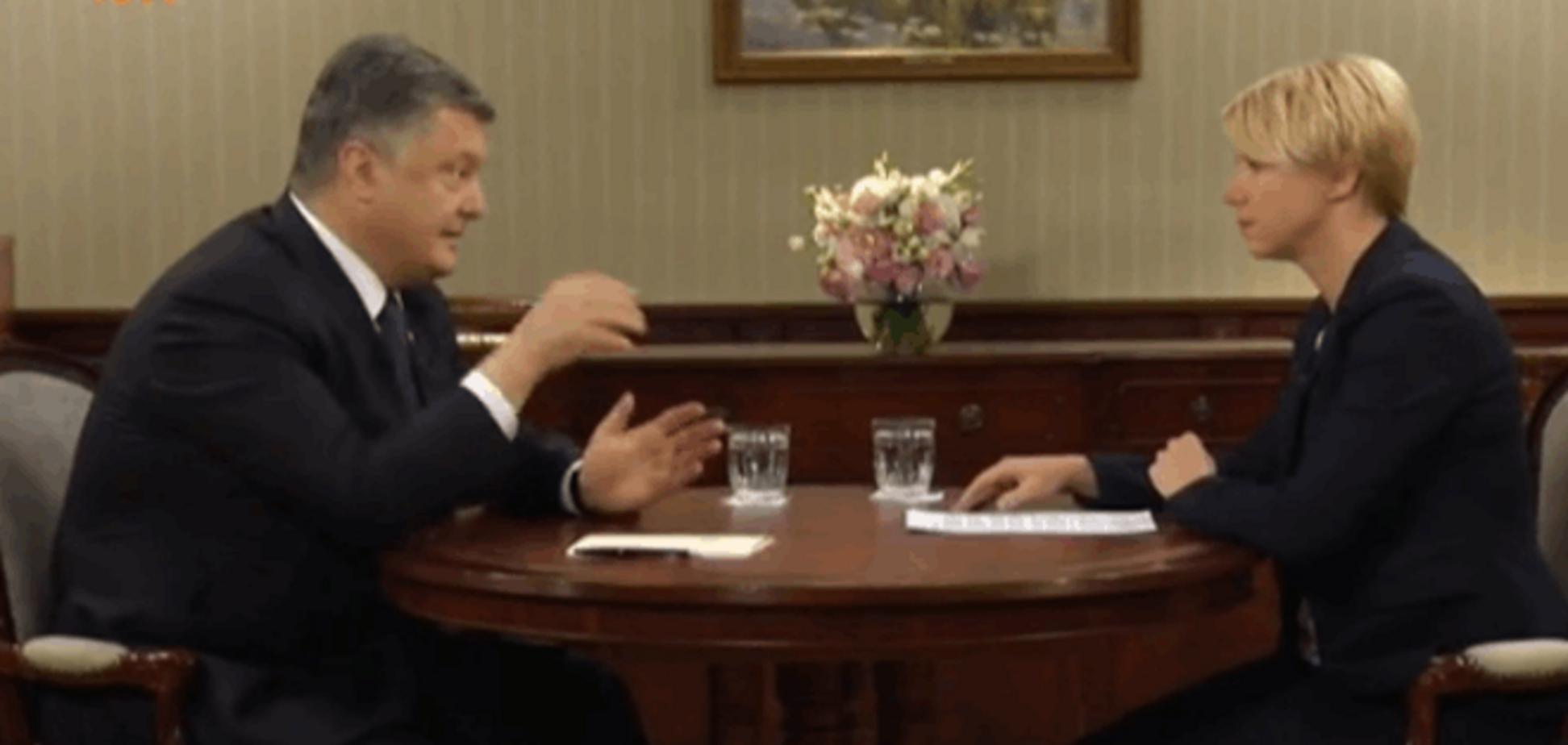 Порошенко заявив про три кандидатури на пост глави Луганщини