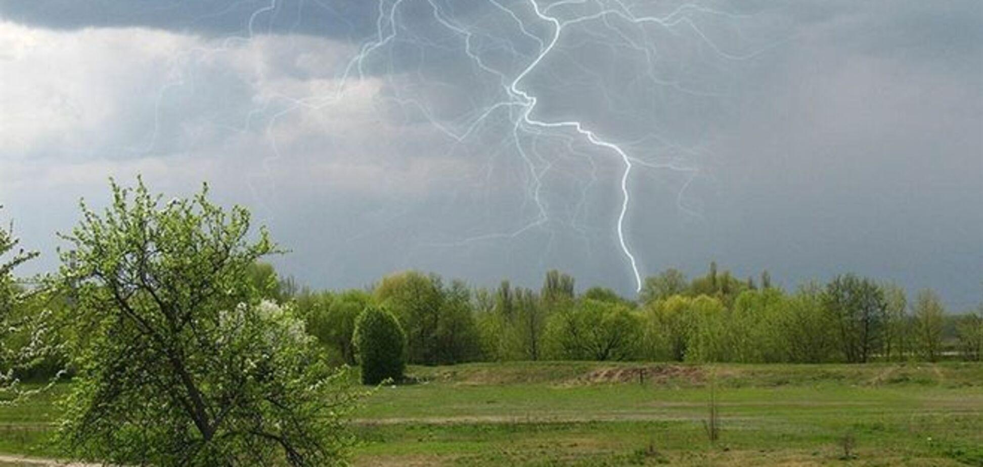 В Україні оголошено штормове попередження на 20 липня