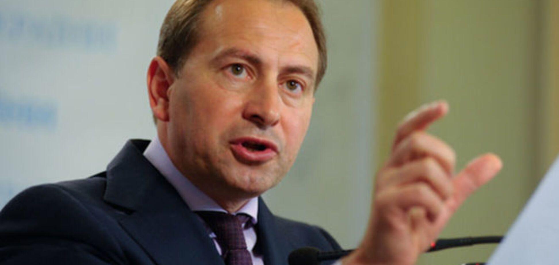 Томенко розповів про довибори на 205 окрузі: смуток, ганьба і розчарування
