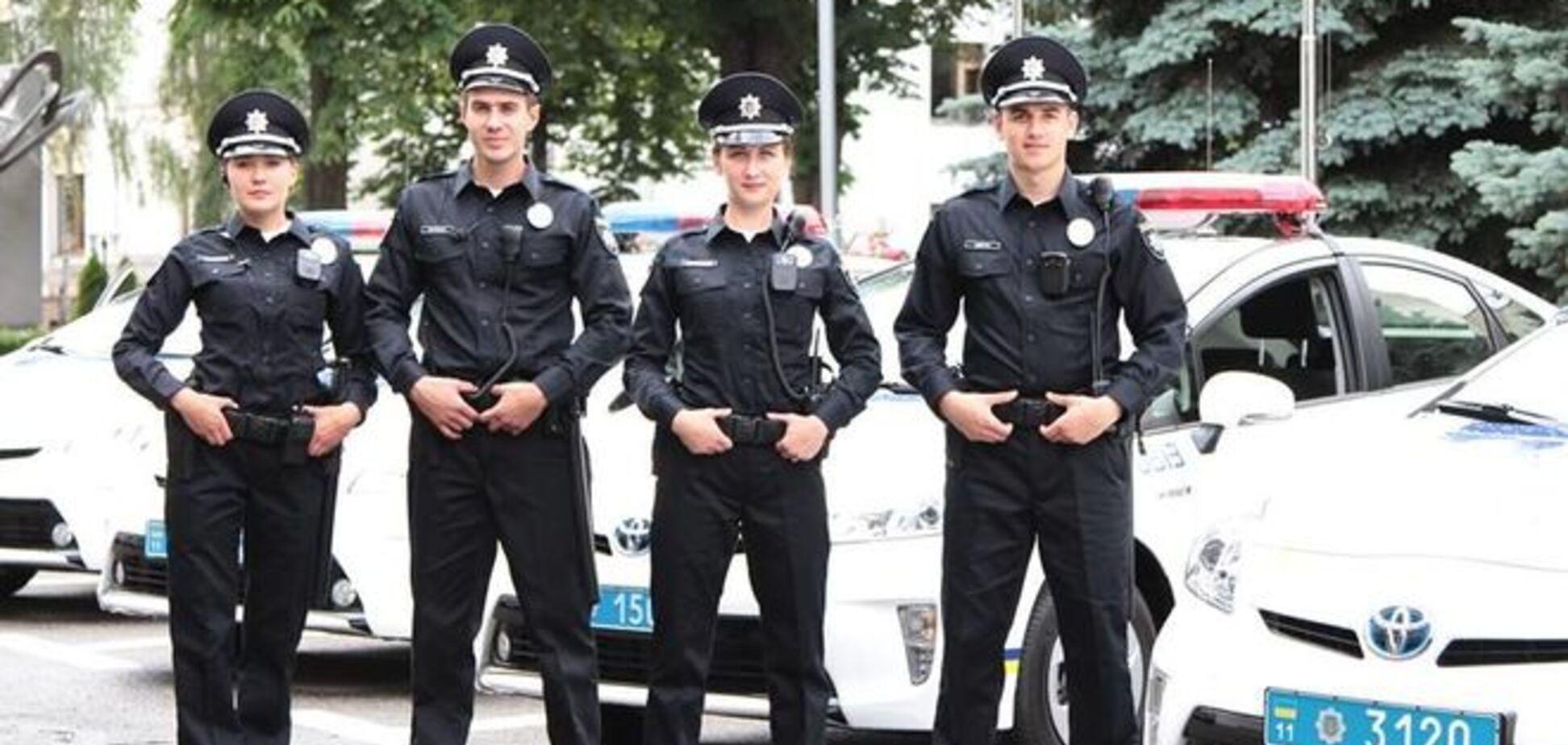 В Украине появилась Национальная полиция