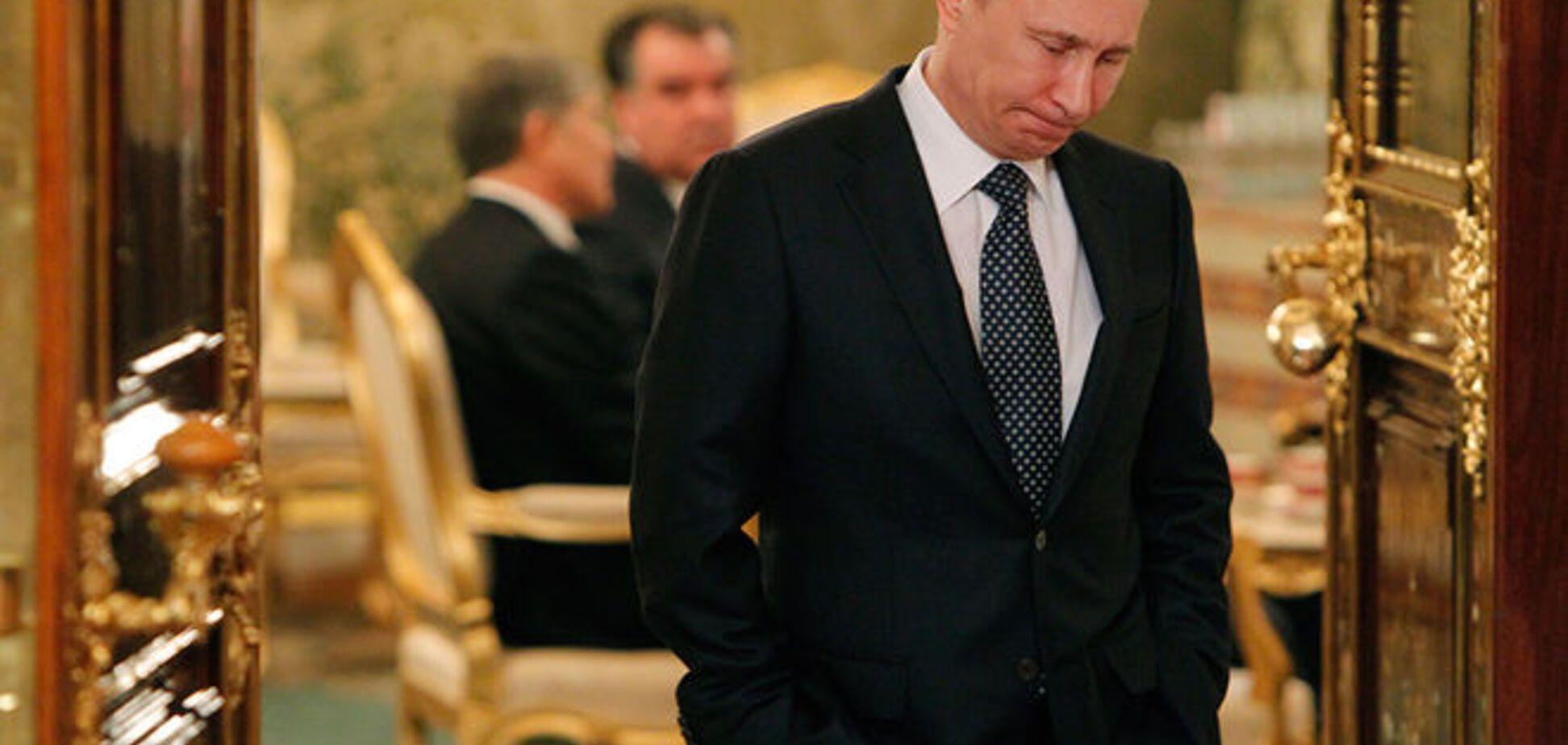 Российский аналитик назвал полным фуфлом рейтинг Путина