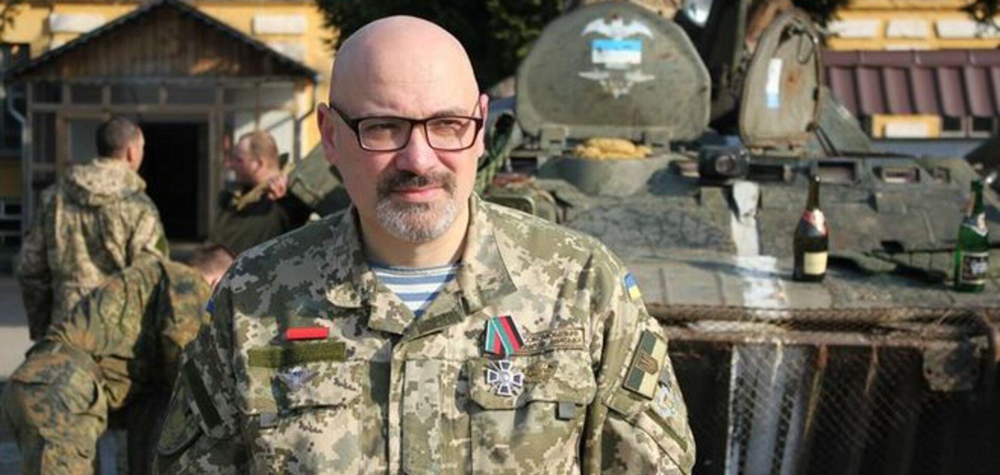 Офіцер ЗСУ: армію треба привчати 'бути під ковпаком у Мюллера'
