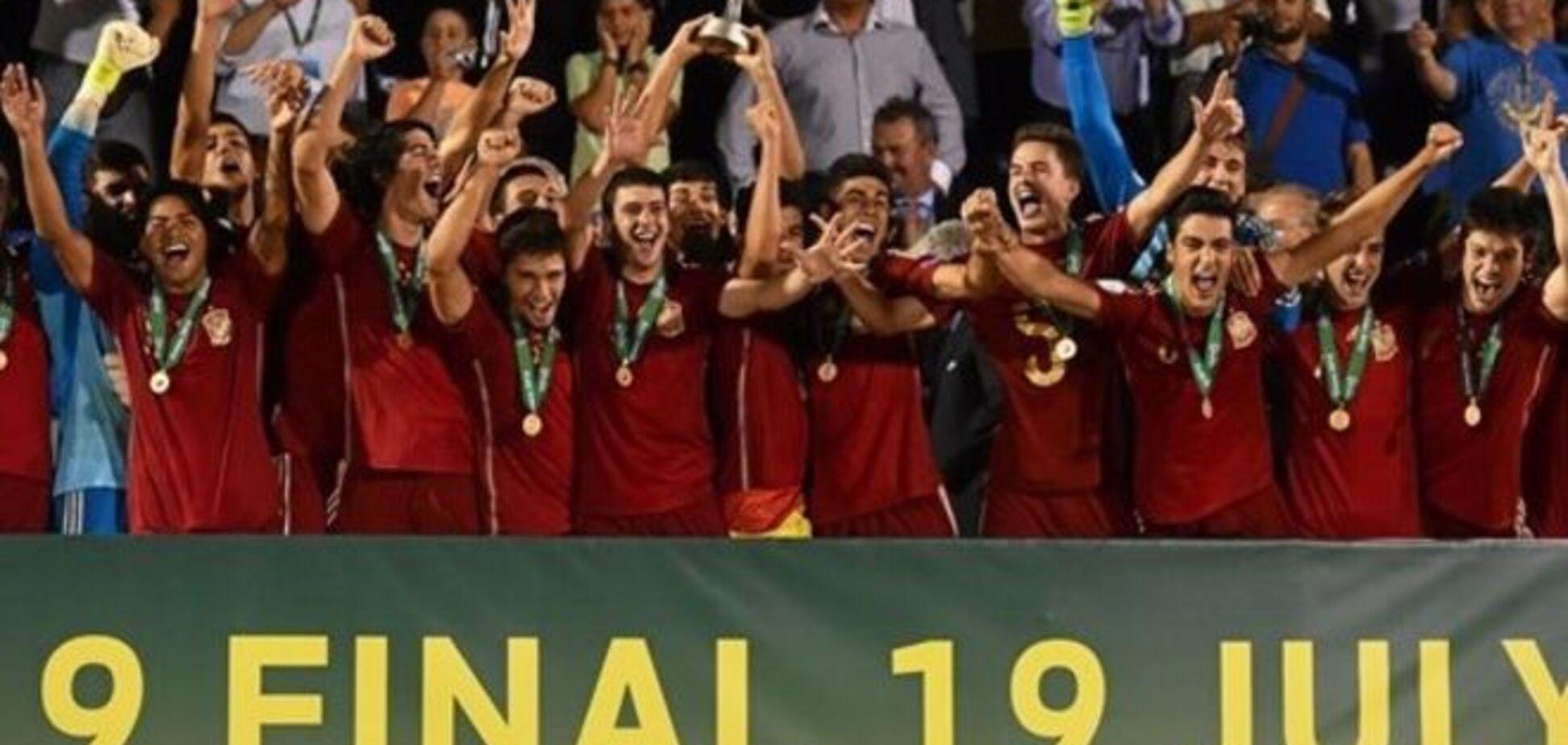 Іспанія впевнено перемогла Росію у фіналі чемпіонату Європи-2015