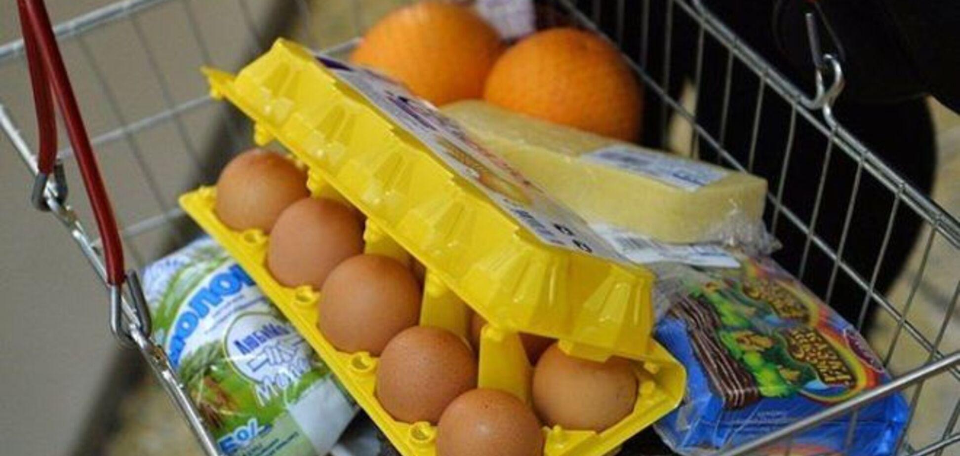 У Росії падає якість продуктів харчування
