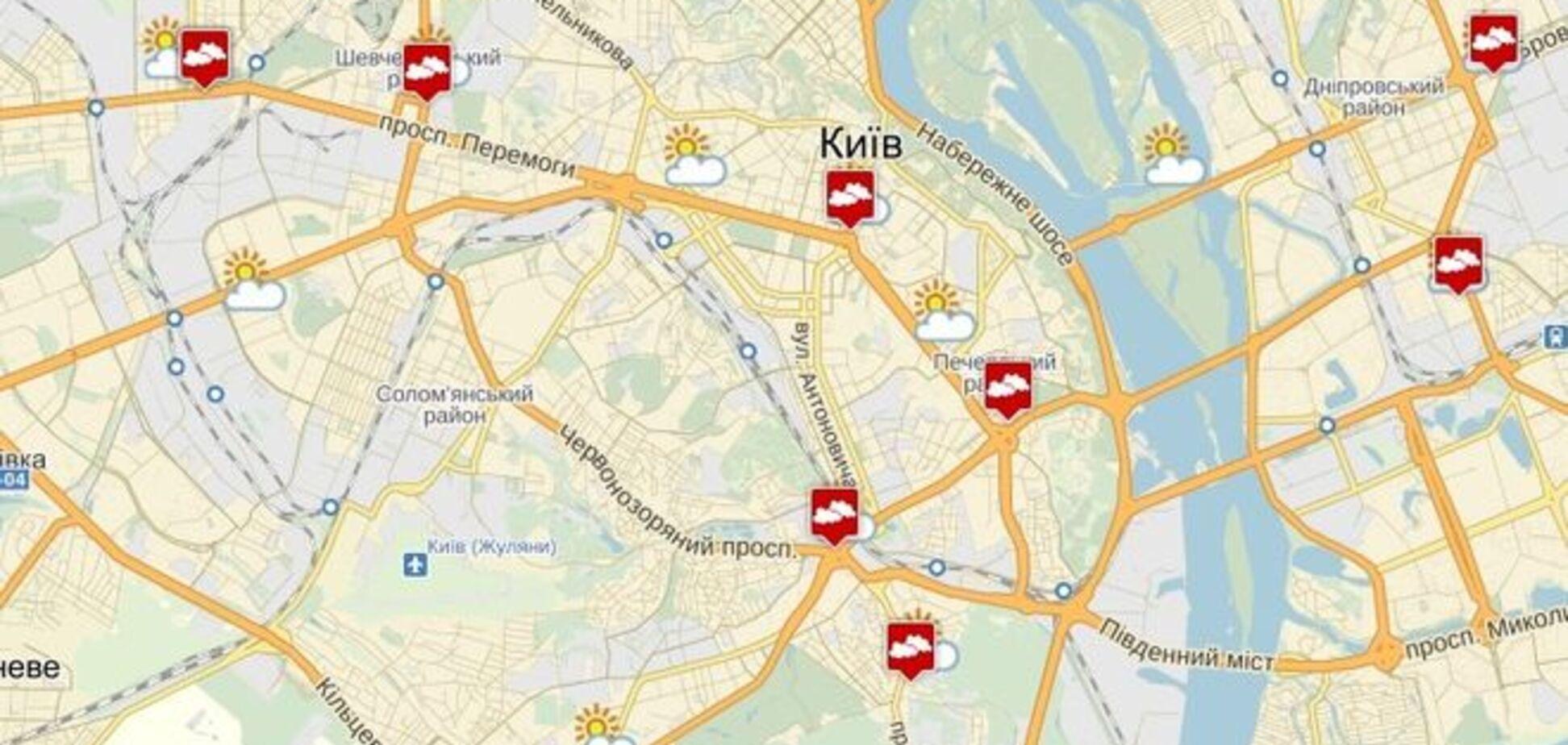 У Києві повітря стало дуже забрудненим: список небезпечних районів