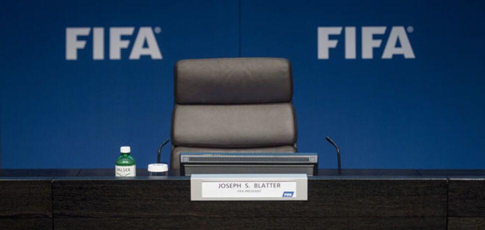 Назначена дата внеочередных выборов президента ФИФА