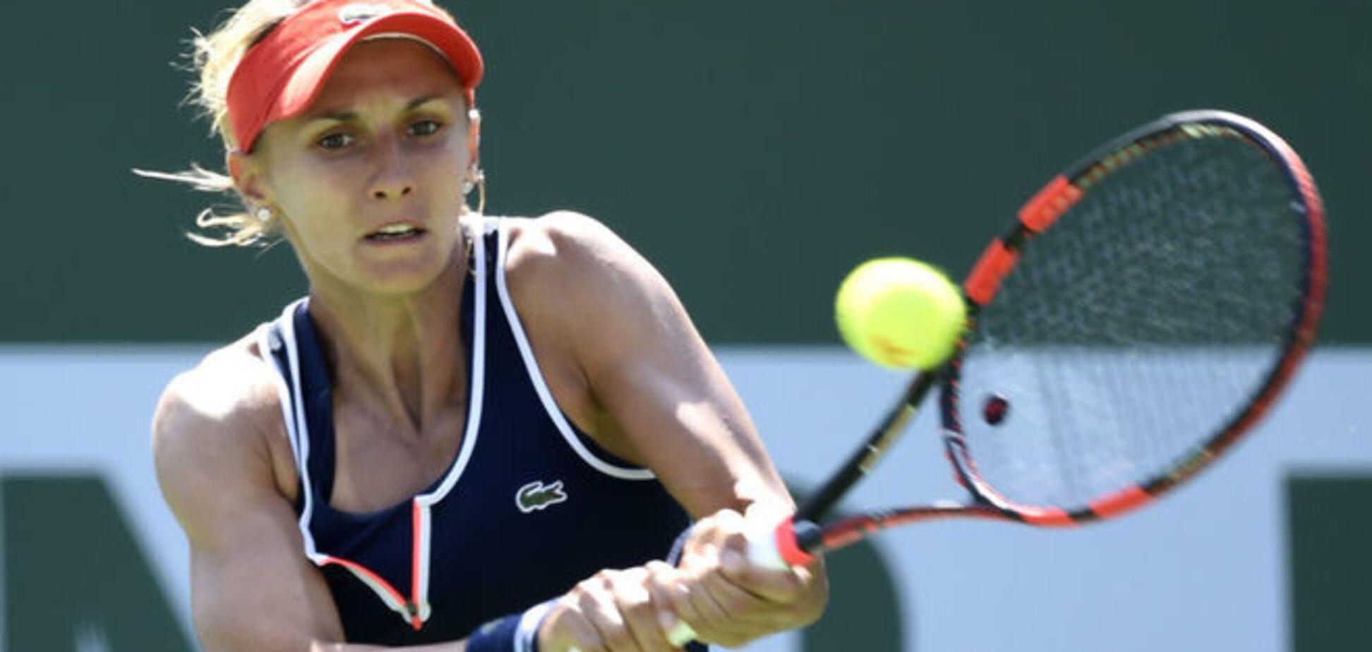 Украинская теннисистка сенсационно обыграла россиянку на турнире в Турции