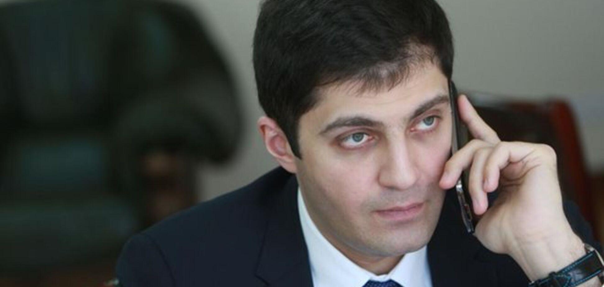 Нардеп розповів, чому Сакварелідзе не хоче очолити Генпрокуратуру
