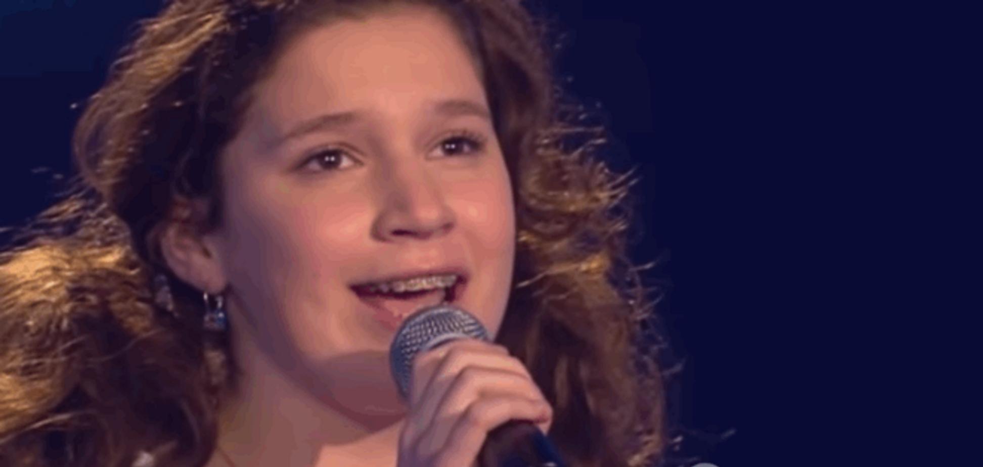 14-річна українка довела до сліз журі німецького талант-шоу