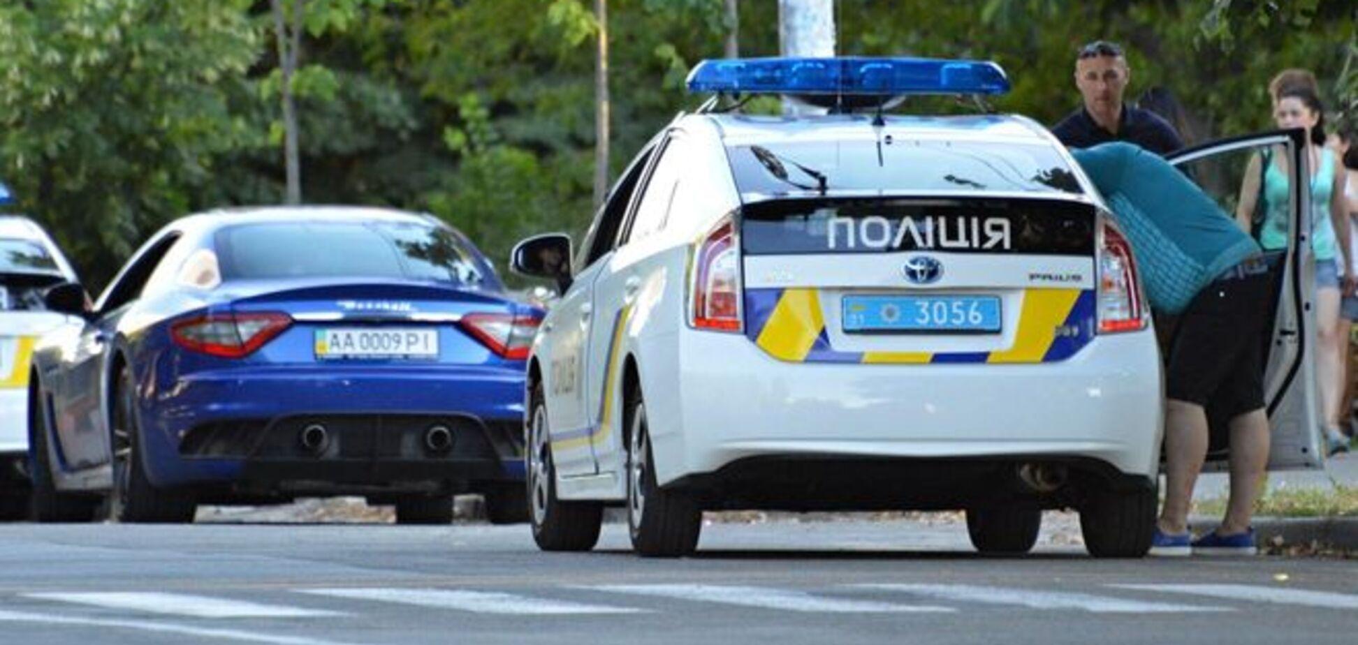 Чи є шанси у нової поліції на Prius наздогнати Maserati: інфографіка