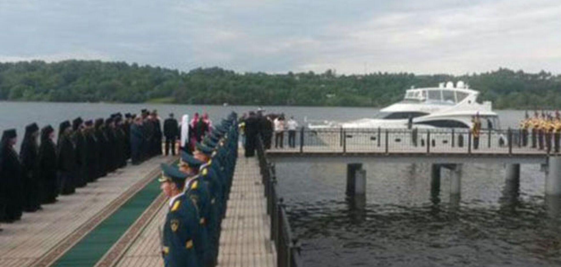 Люксовая яхта патриарха Кирилла произвела фурор: реакция соцсетей