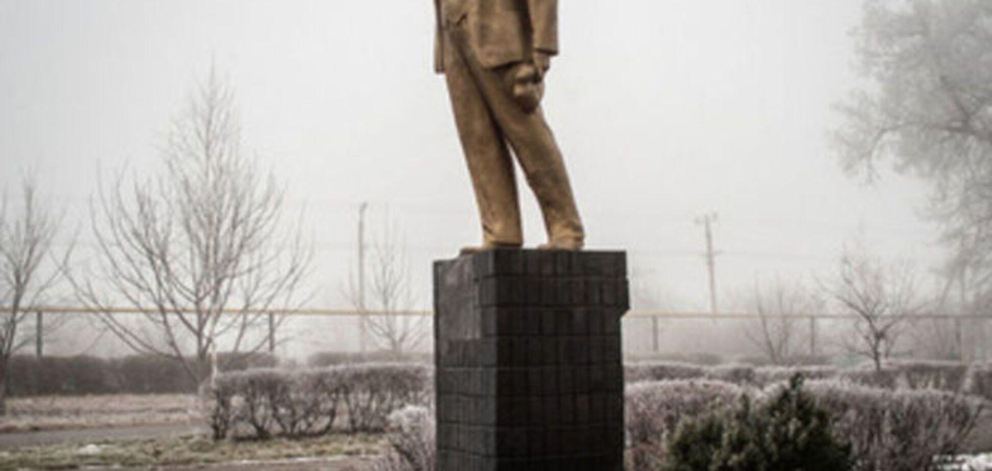В России обезглавливание Ленина оценили в один год тюрьмы
