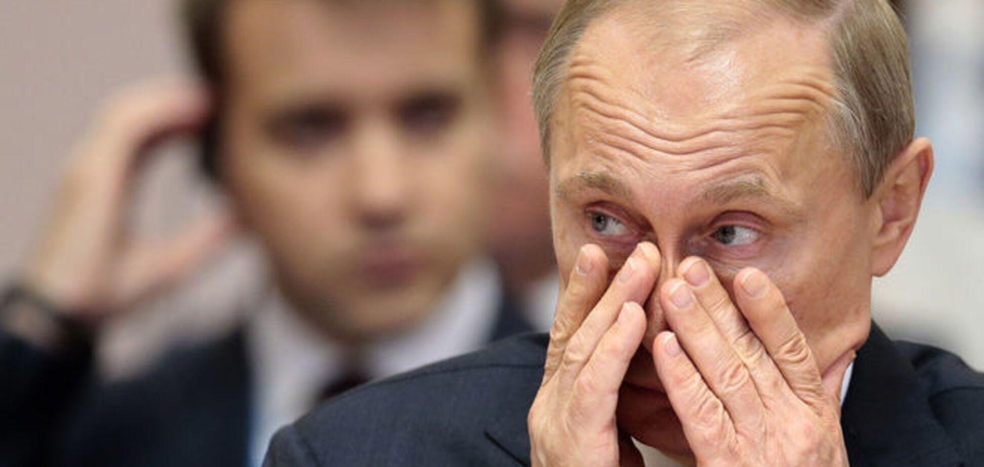 Для Заходу залишилося тільки одне питання: що робити з Путіним?