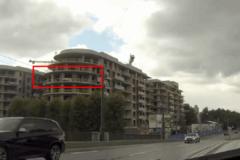 Россиянин припарковал Maserati на балконе 5-го этажа