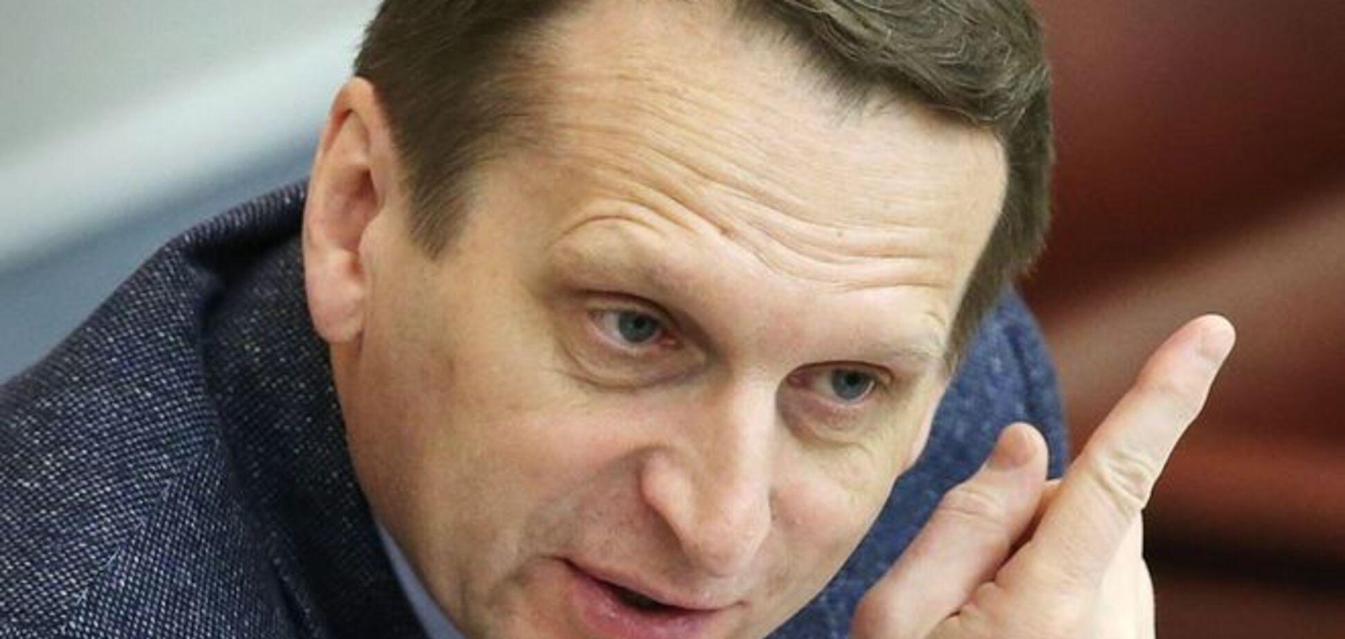 В России обвинили Украину в аннексии Крыма
