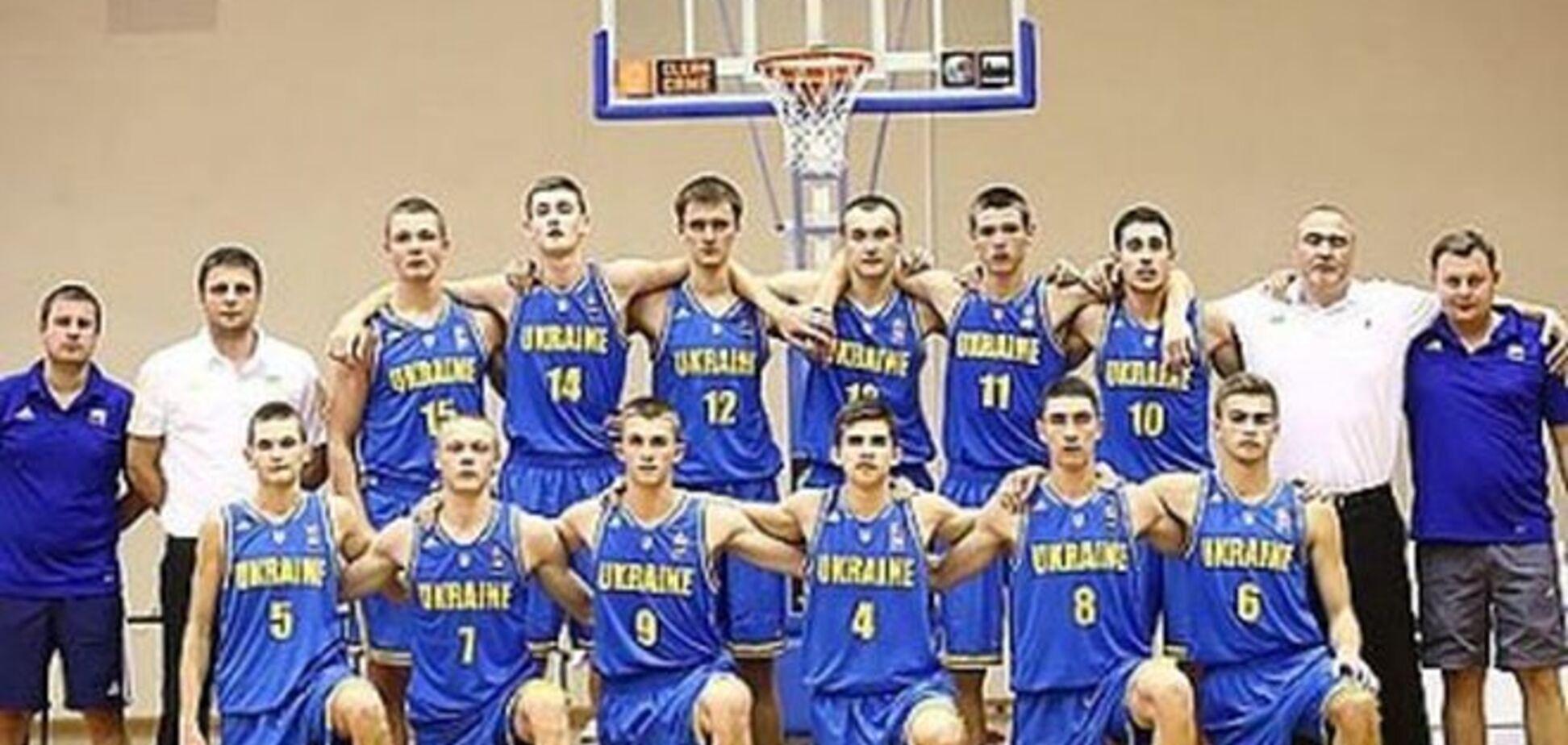 Сборная Украины драматично стартовала на чемпионате Европы