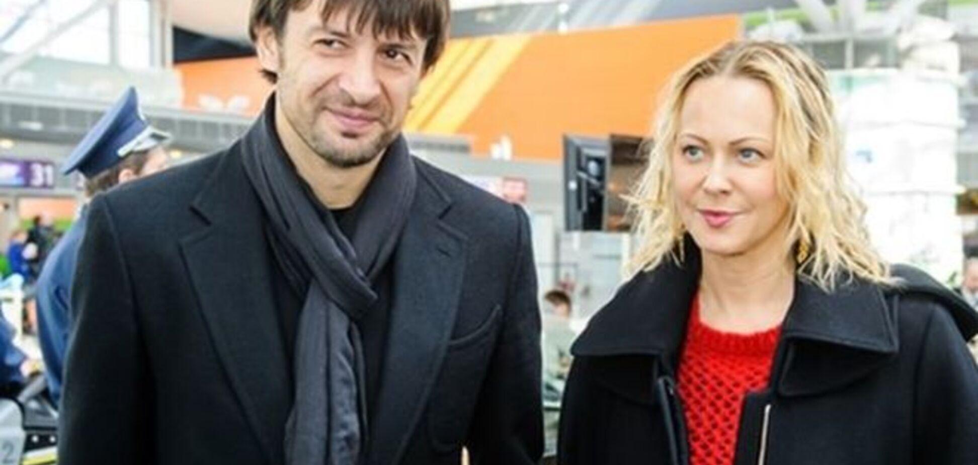 'Нет смысла...' Шовковский рассказал о разводе с Аленовой