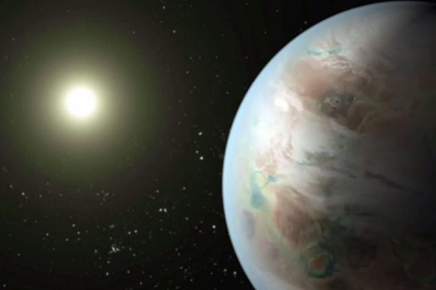 NASA показало, как выглядит 'вторая Земля' Kepler 452b: опубликовано видео
