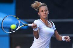 Украинка с победы над россиянкой стартовала на  Australian Open