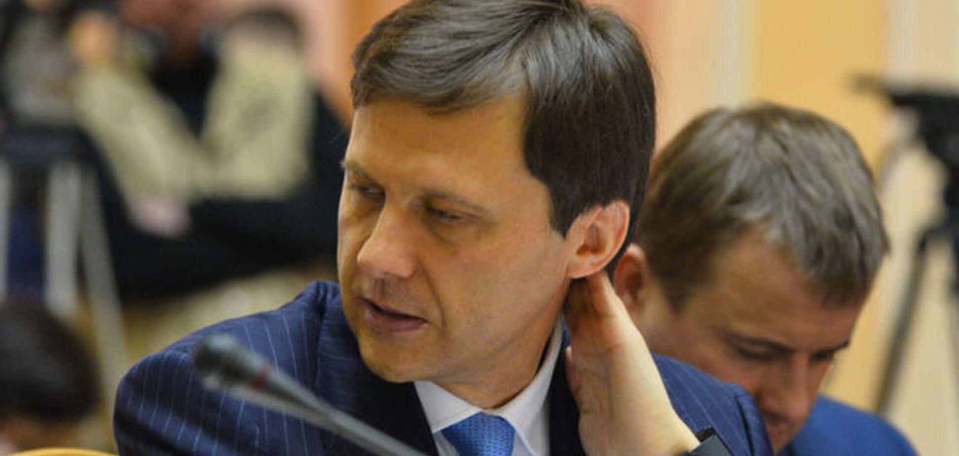Скандальный Шевченко соврал о своем назначении у Саакашвили