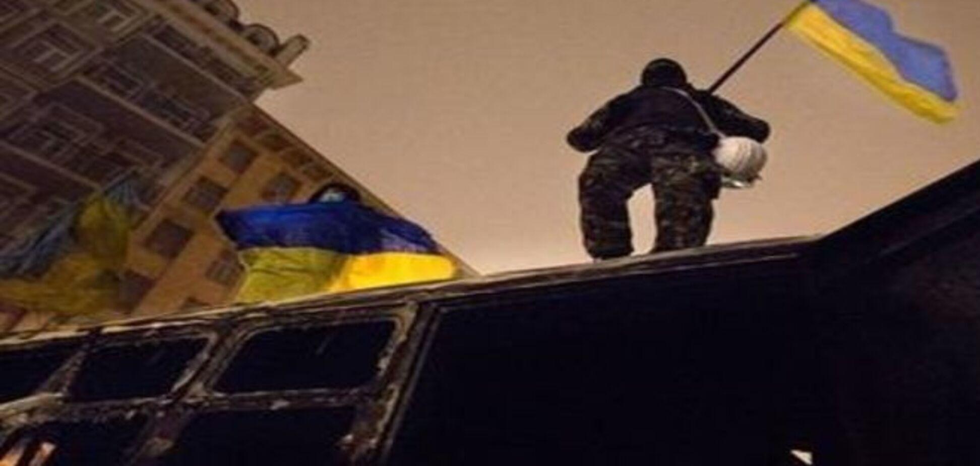 Майдан - великое действо, цель которого - вырваться из замкнутого круга самоуничтожения