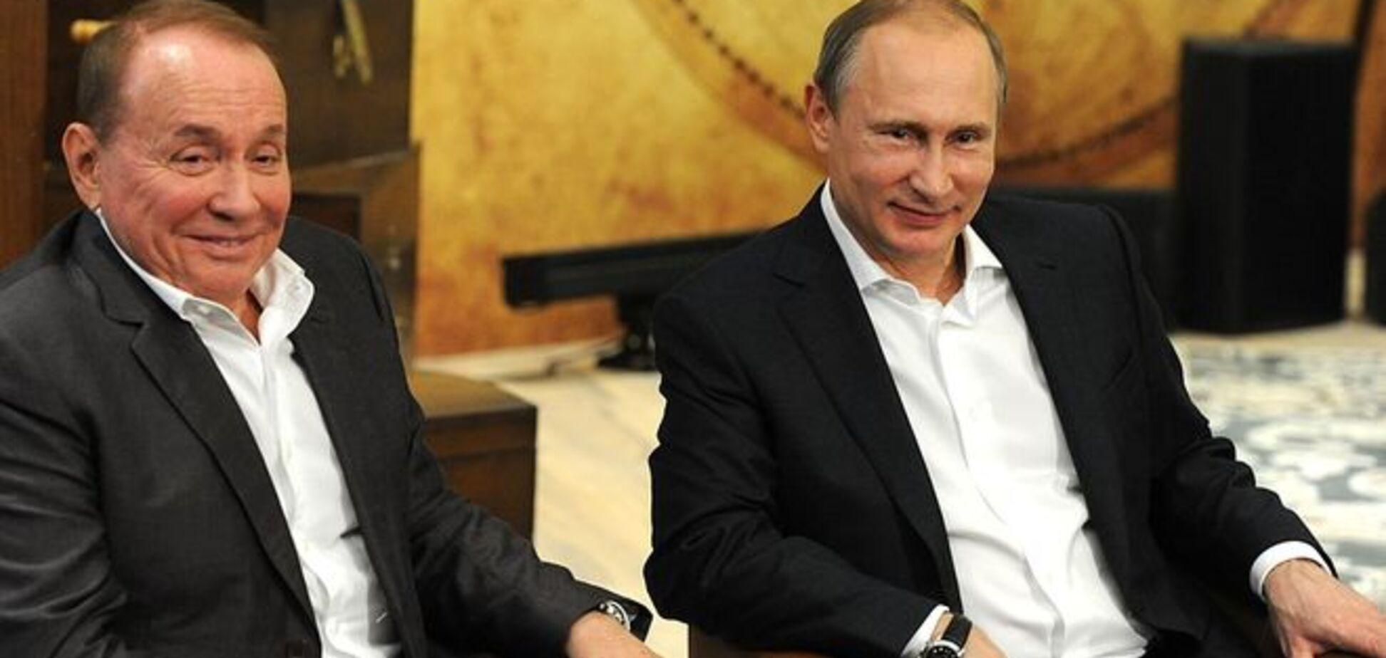 Путин обвинил соседей России в создании препятствий