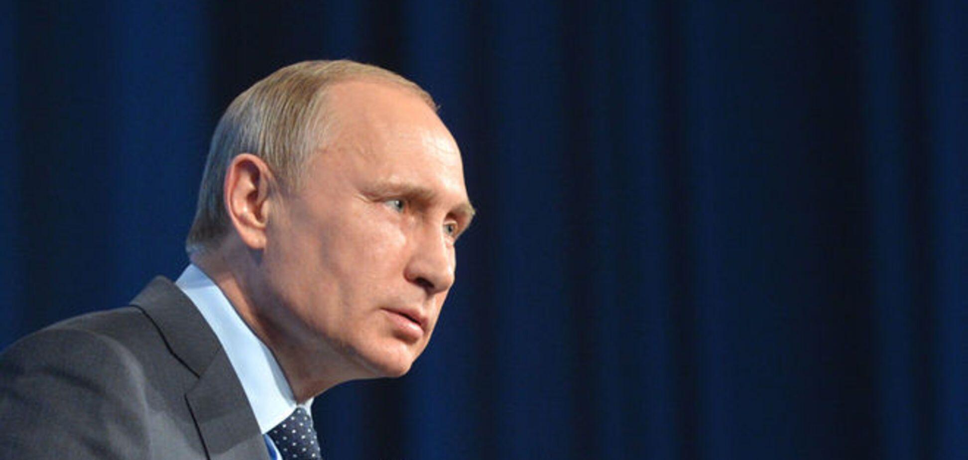 Путин – слабый или сильный?