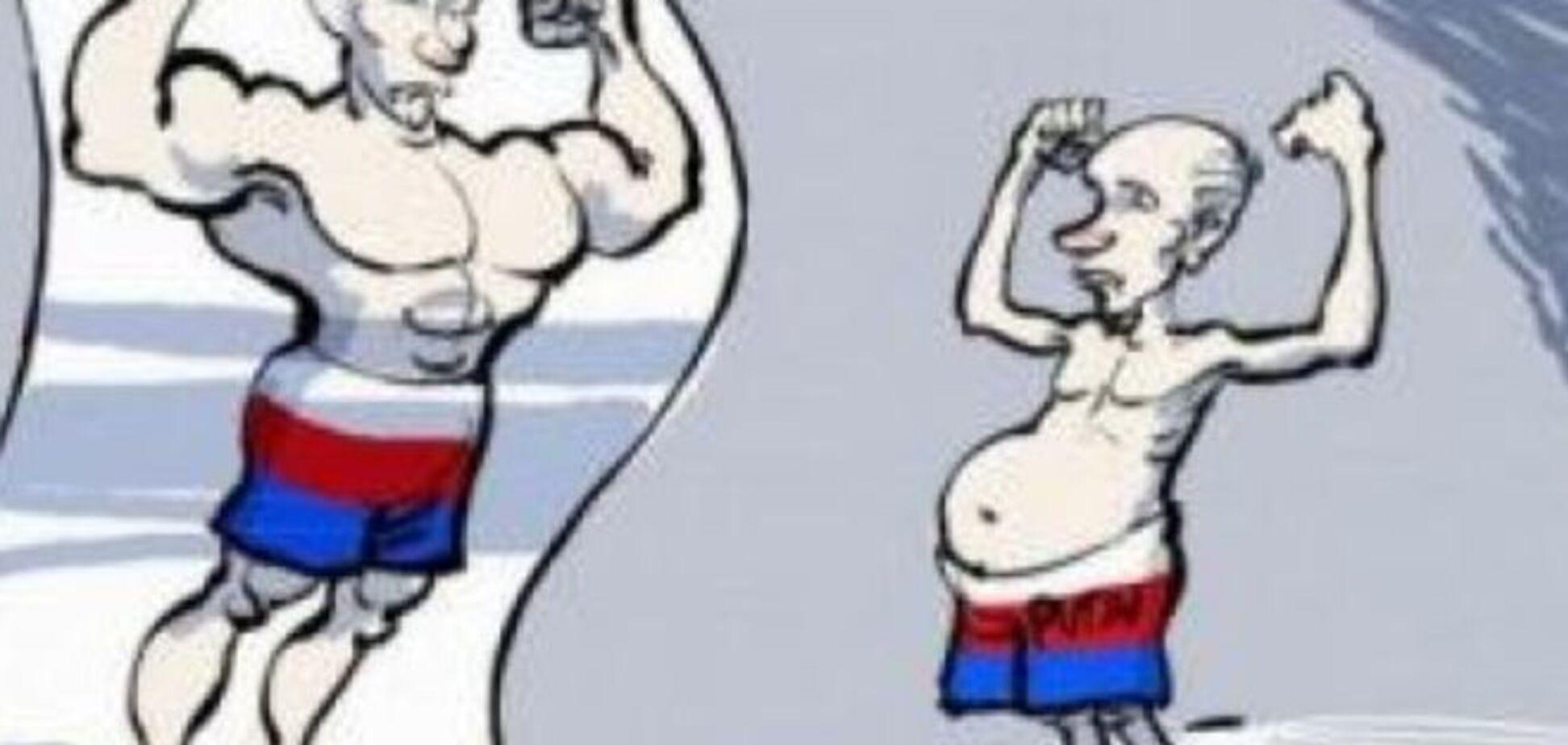 Путина провоцируют его слабость и блеф