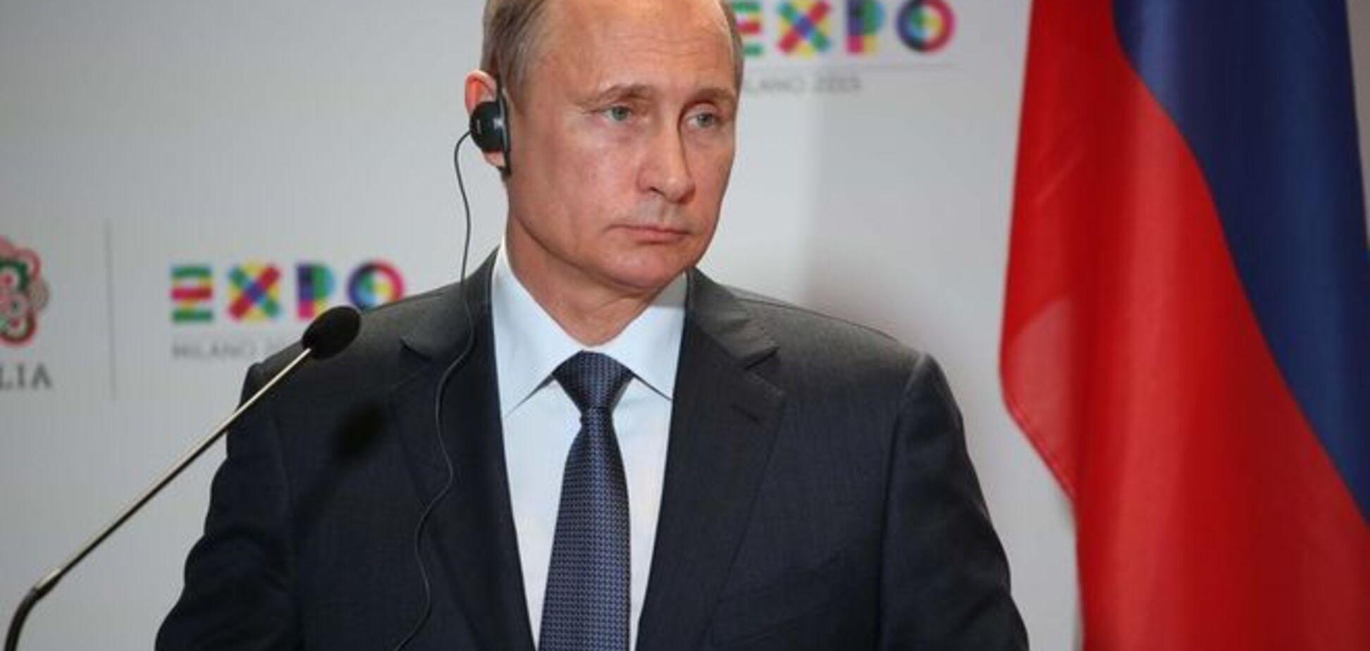Путин приказал уничтожать санкционные продукты с 6 августа