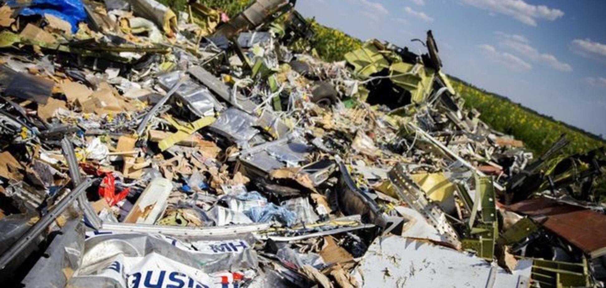 Крушение Boeing на Донбассе: новая версия от российских пропагандистов