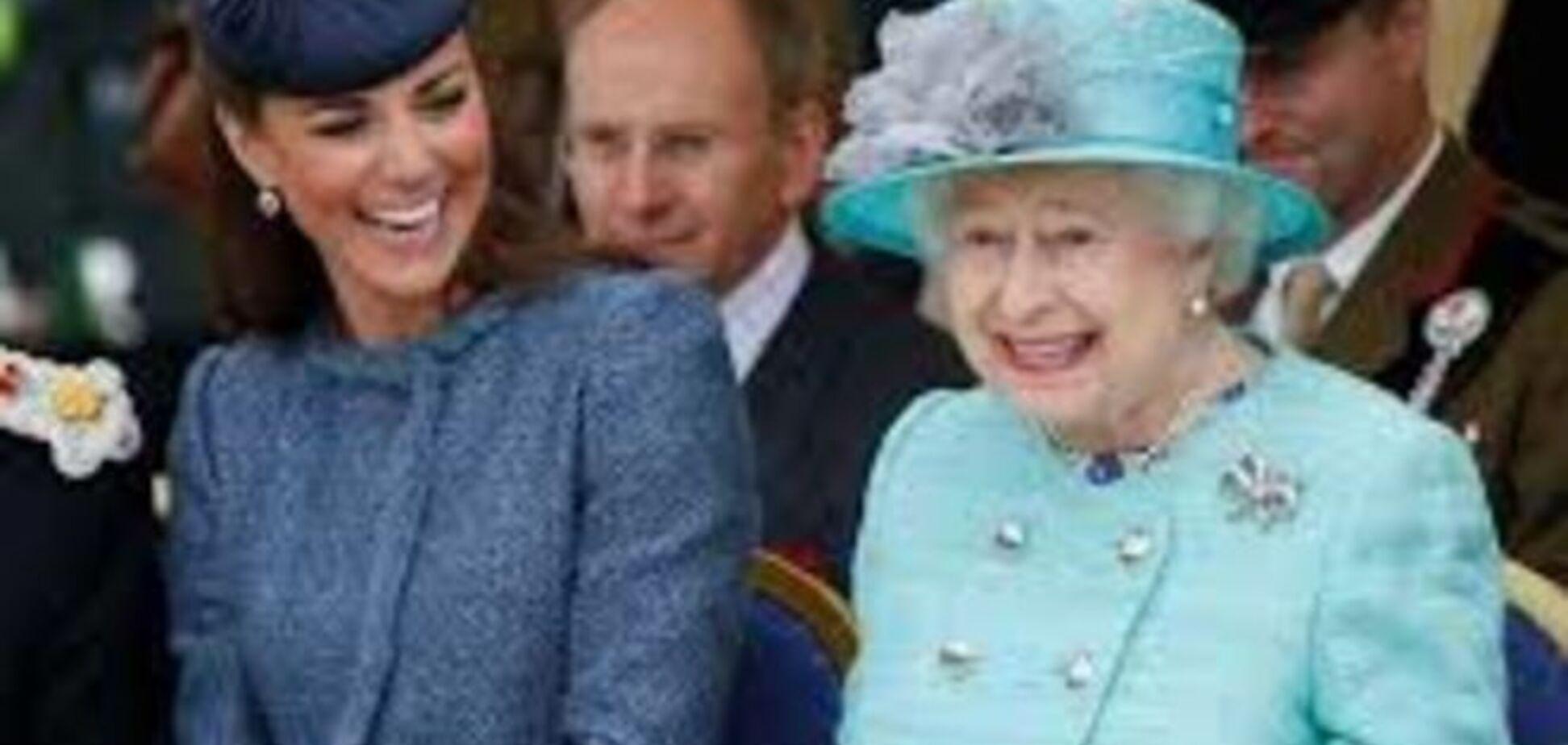 Королева Британии запретила Кейт Миддлтон танцевать у шеста
