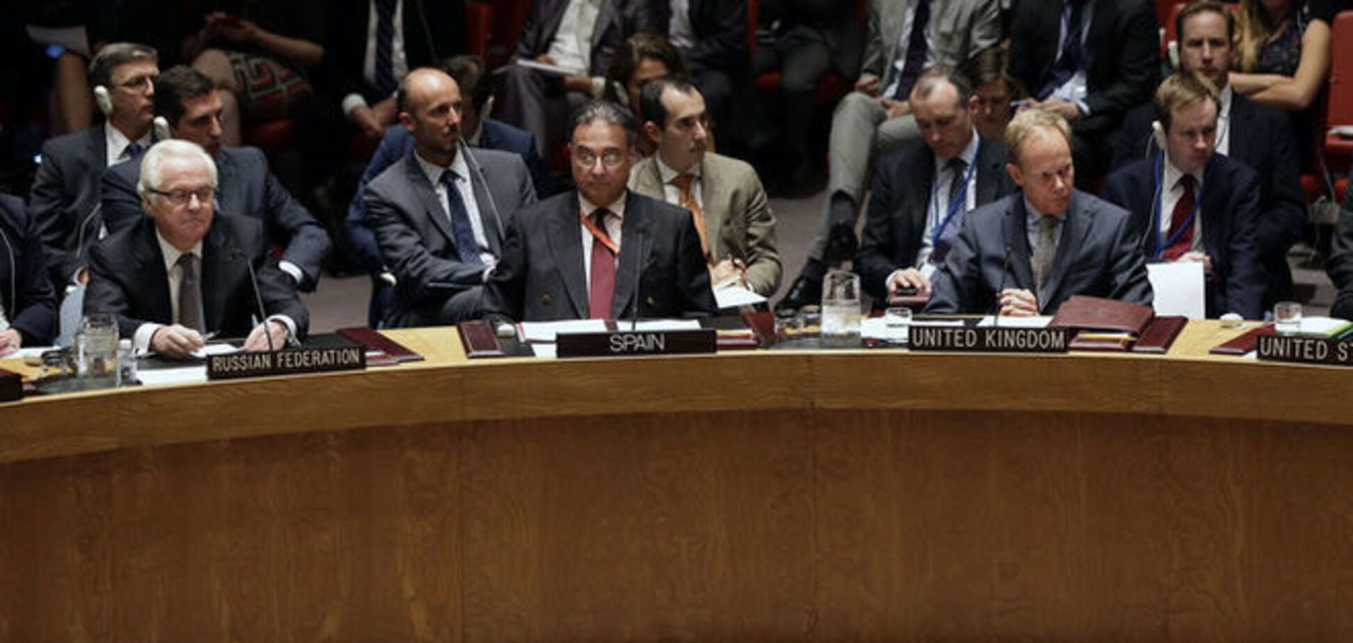 Соцсети о заседании Совбеза ООН по 'Боингу': вина России очевидна даже дебилу