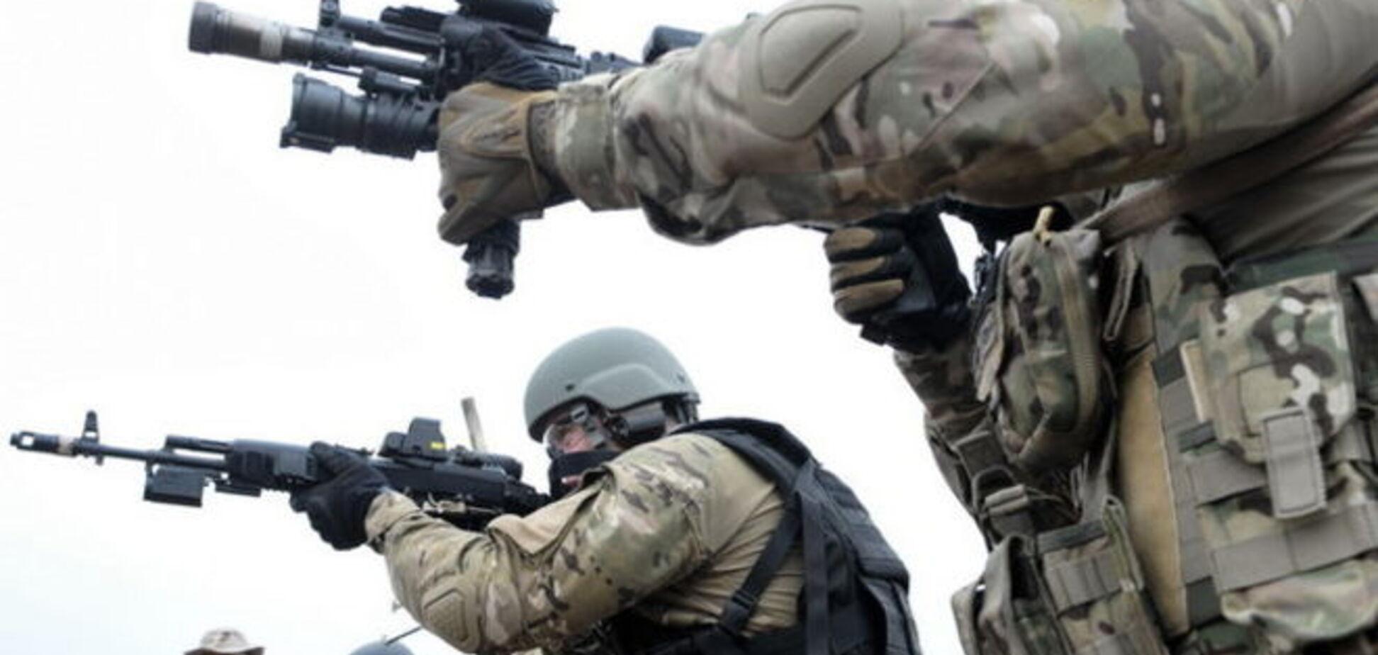 Из Абхазии в Луганск перебросили подразделение спецназа России