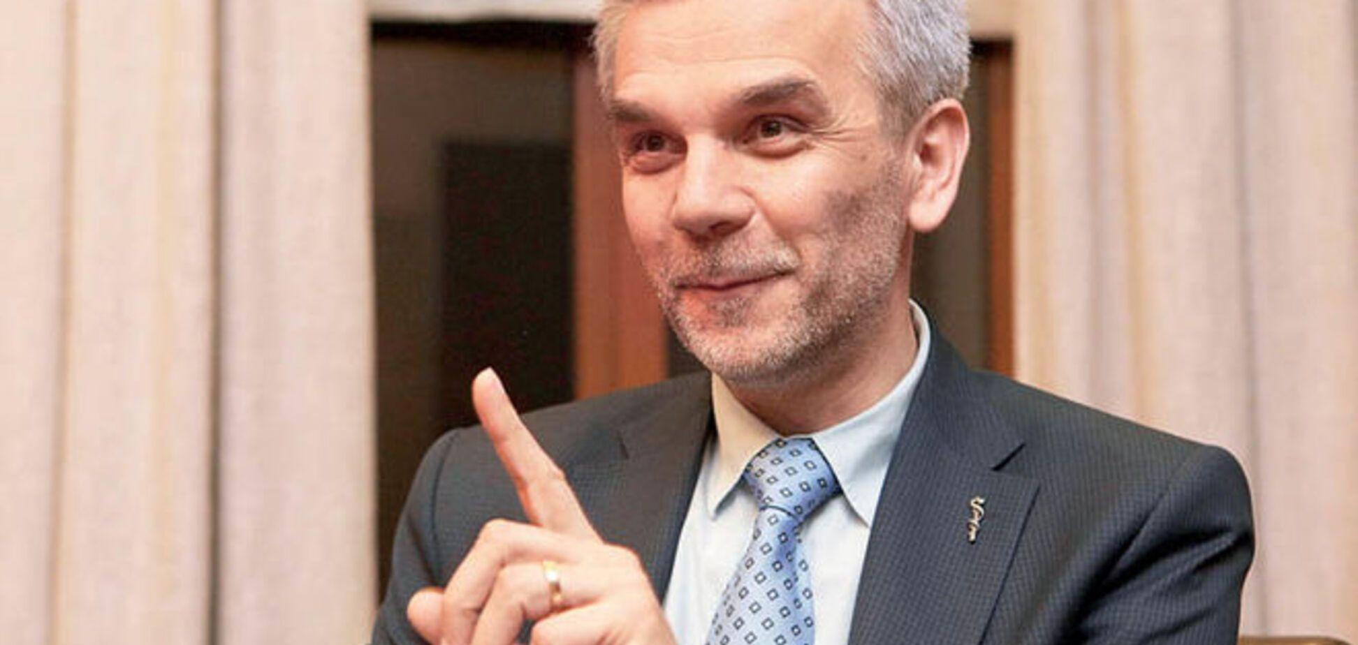 Мусій про Яценюка в Раді: прем'єр сидів тут і 'ковирявся в носі'