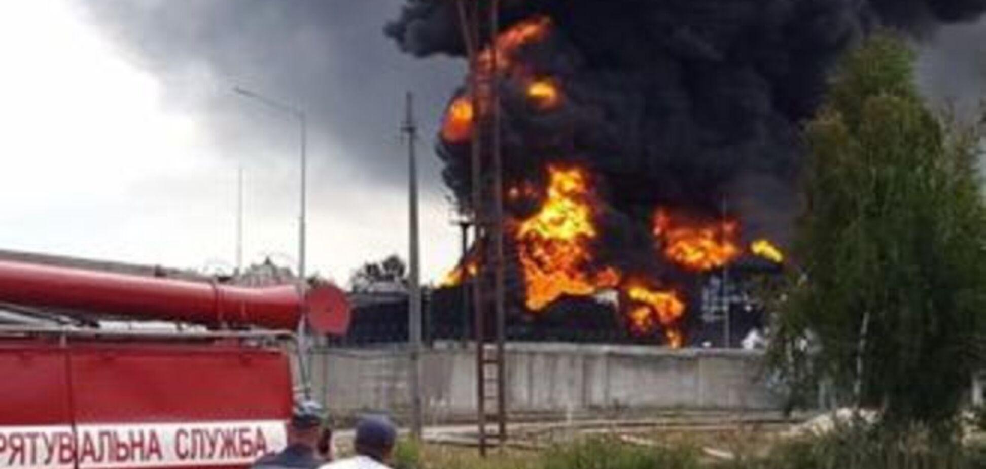 У Києві помер оператор нафтобази 'БРСМ-нафта', отримавши масштабні опіки