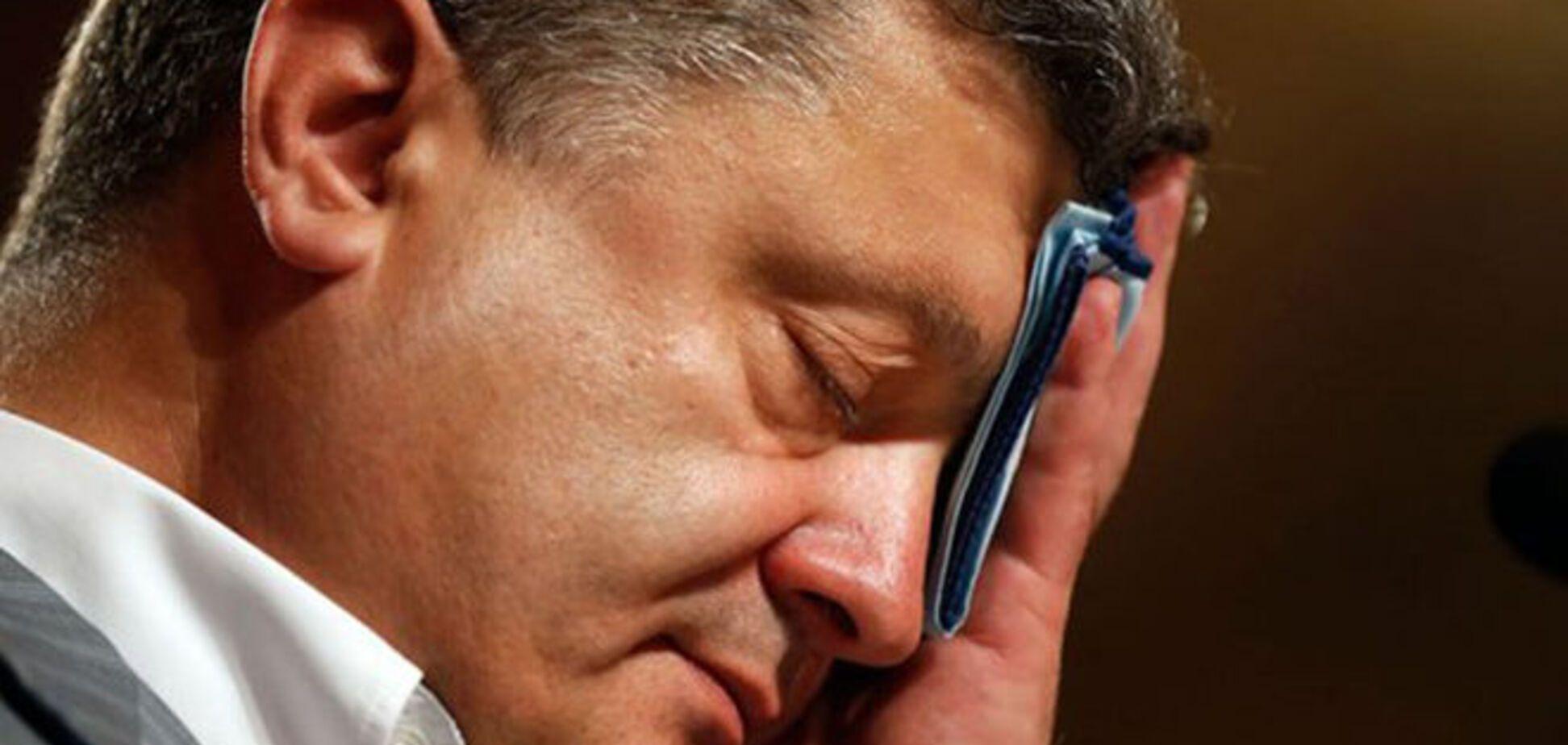 Мэр Новоград-Волынского попросил Порошенко переименовать Украину