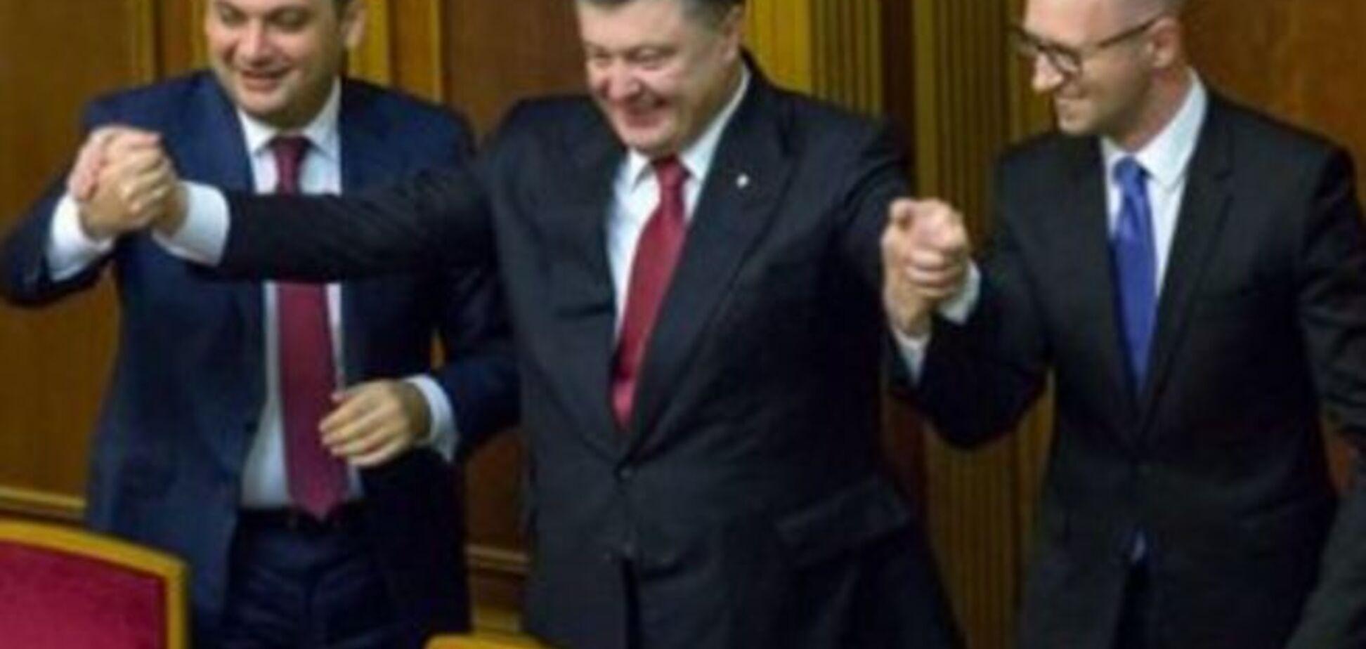 Украина живет с Конституцией, принятой при всевозможных нарушениях – экс-министр