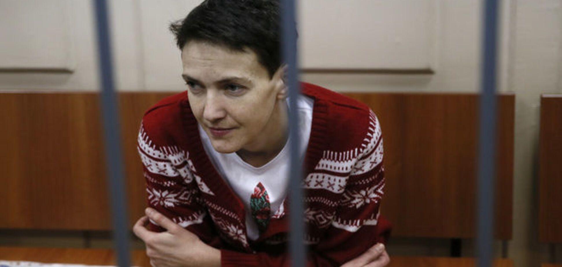 Украинского консула не пустили к Савченко