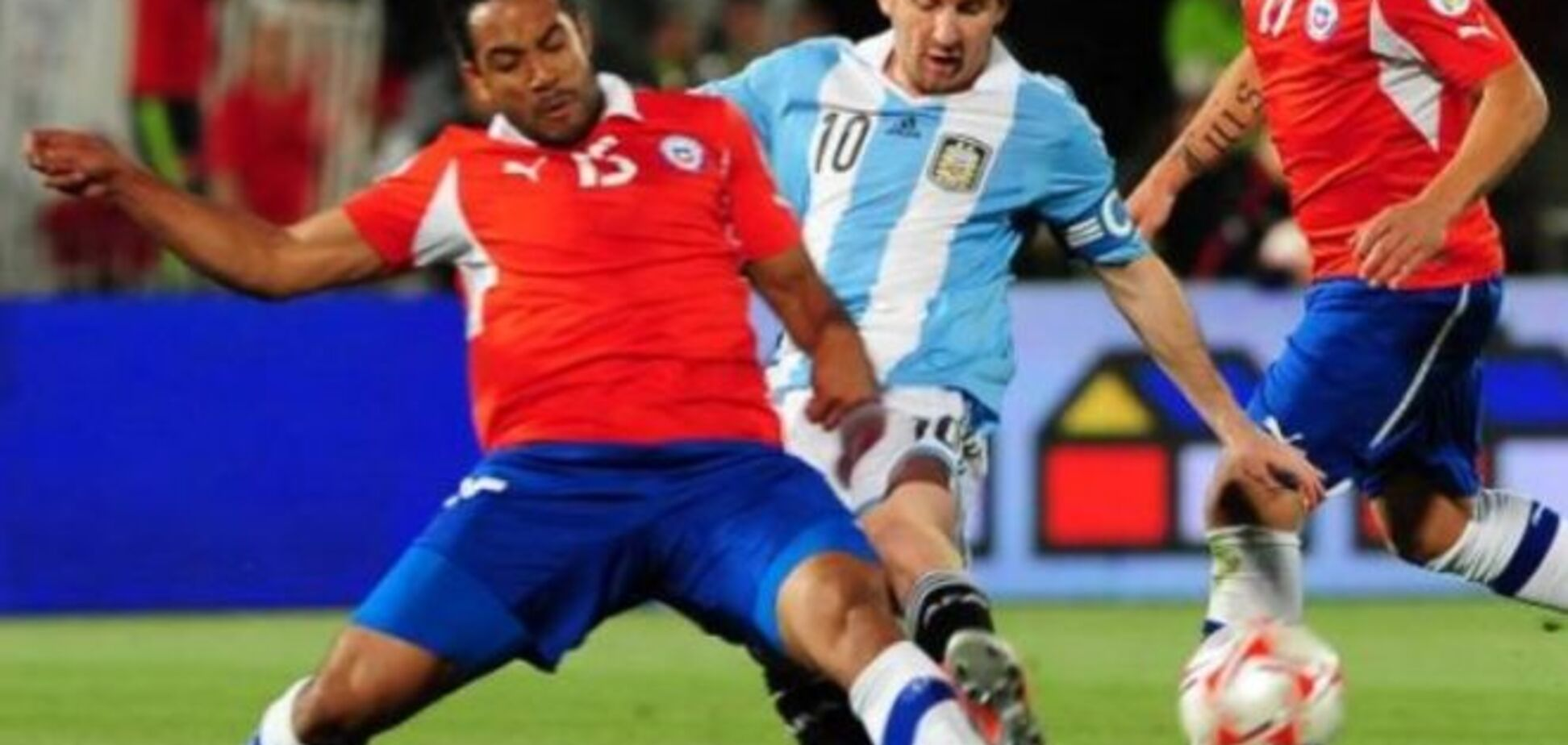 Чилі - Аргентина: онлайн фіналу Копа Америка