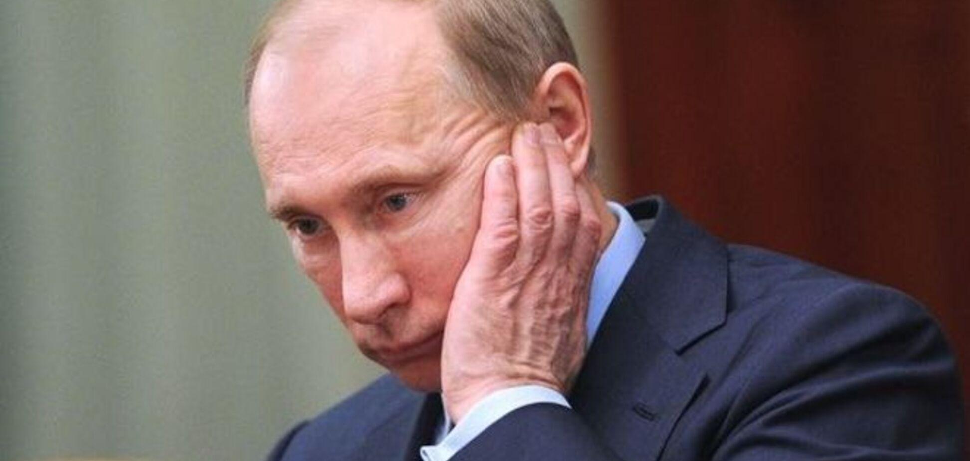 У Путіна 'діагностували' хворобу Альцгеймера