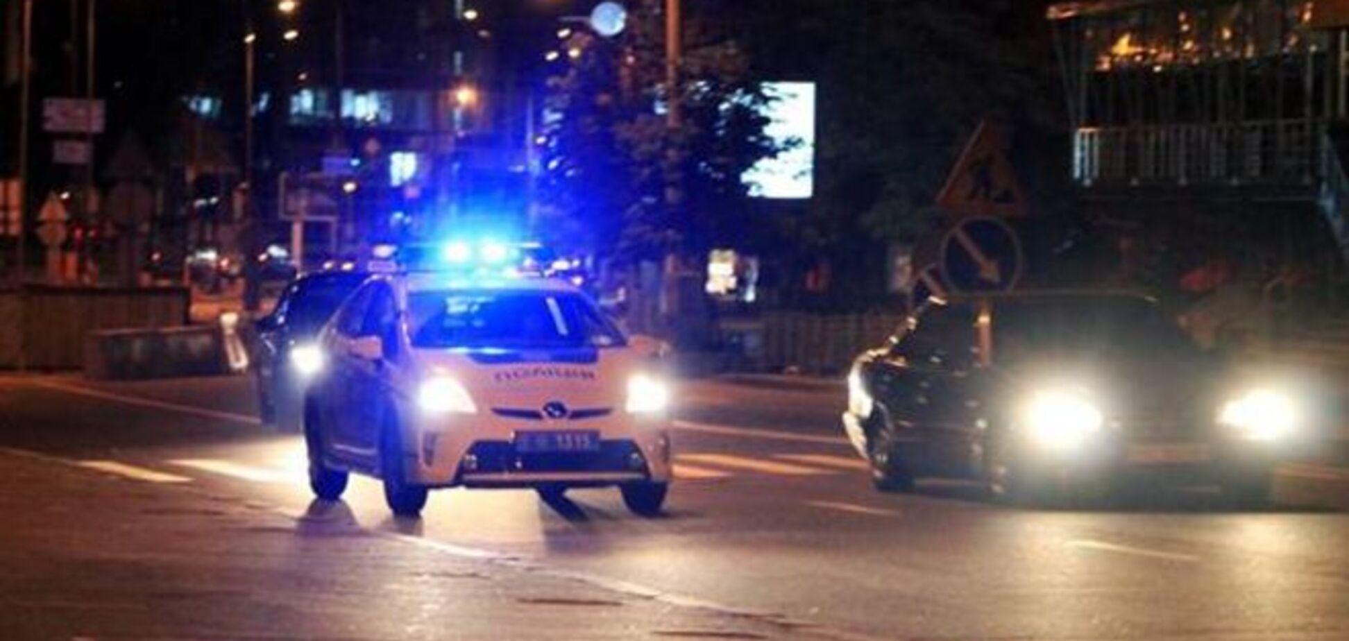 Ночной дозор. В МВД похвастались удачной 'охотой' новых патрульных: опубликованы фото