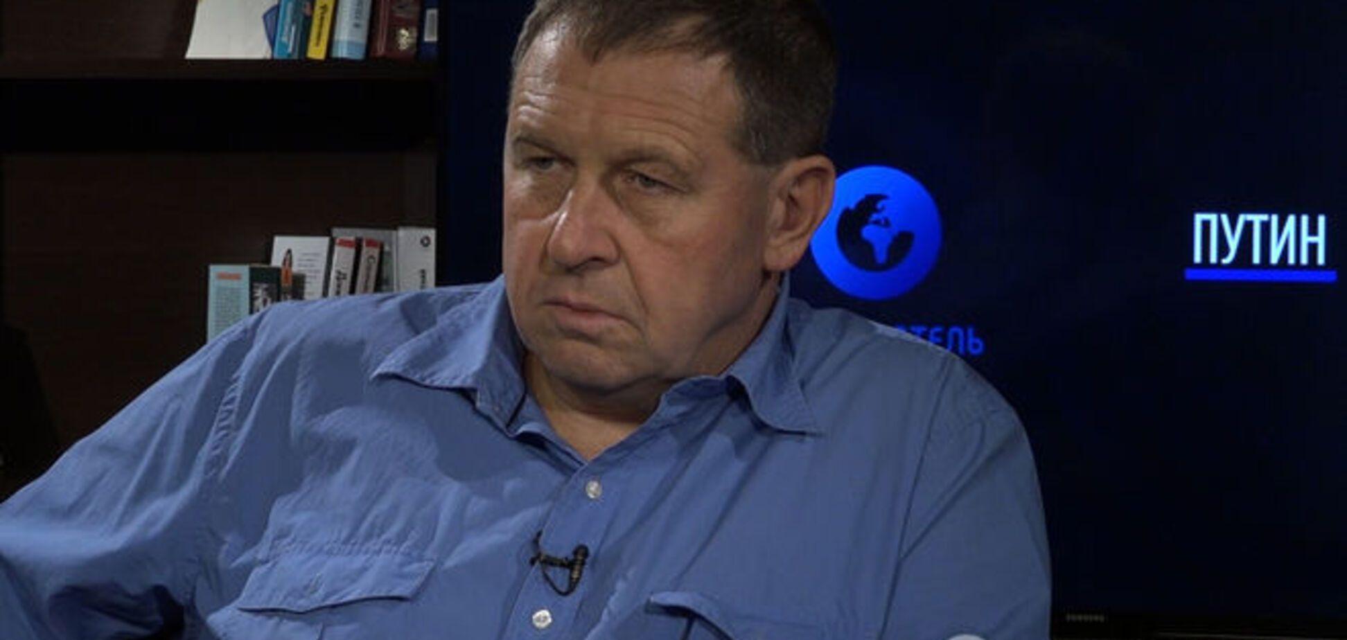 Илларионов о двойниках Путина, наполеоновских планах Кремля и о том, что делать с Донбассом