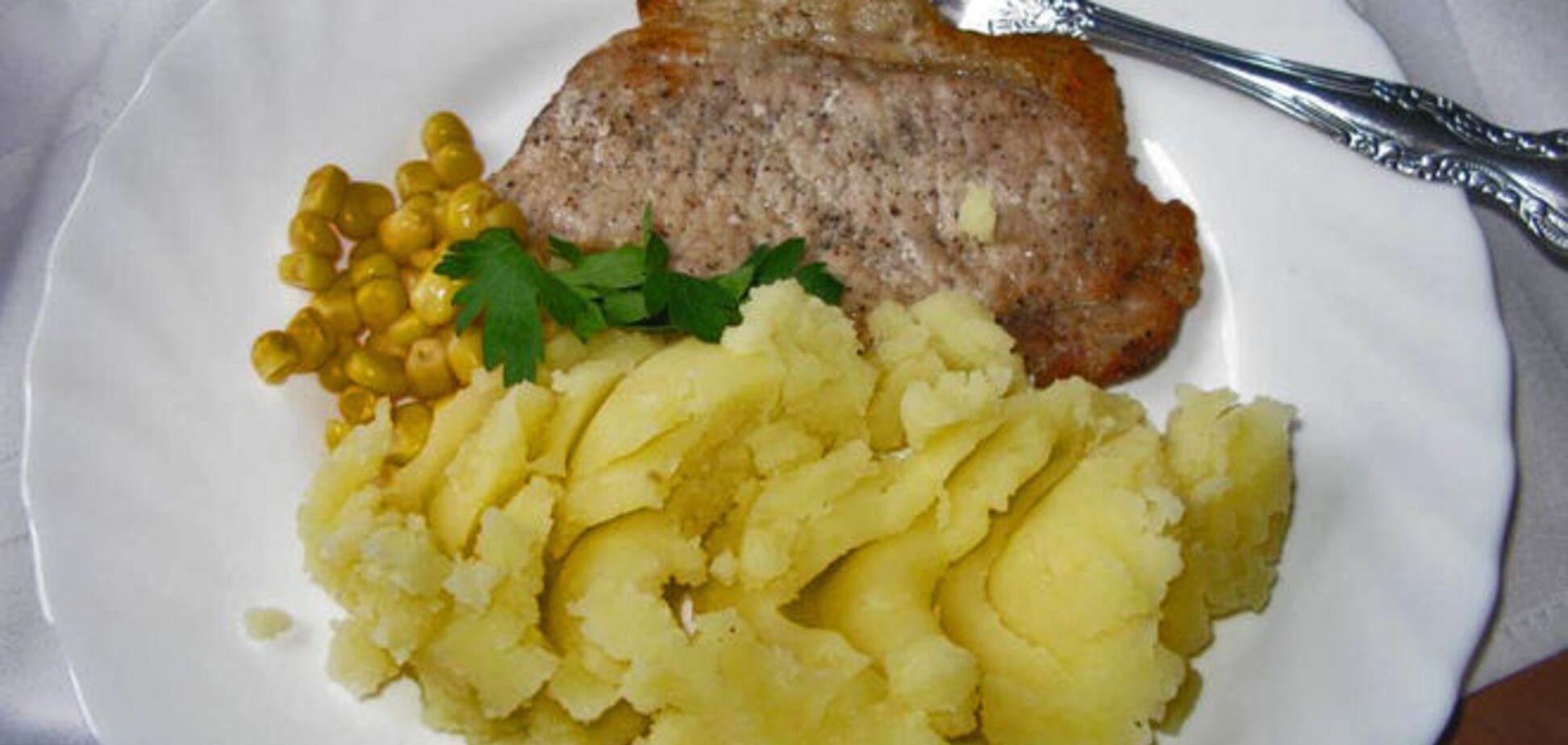 Забудьте о картошке с мясом: несочетаемы продукты в организме превращаются в яд