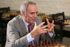 Каспаров розповів, як шахи допомагають Путіну шукати слабкі місця України