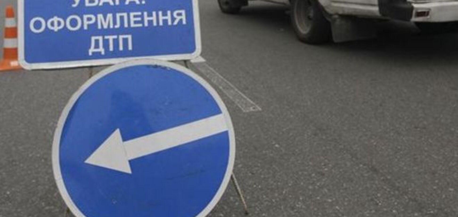 В Киеве водитель-мажор сбил 10-летнюю девочку и скрылся
