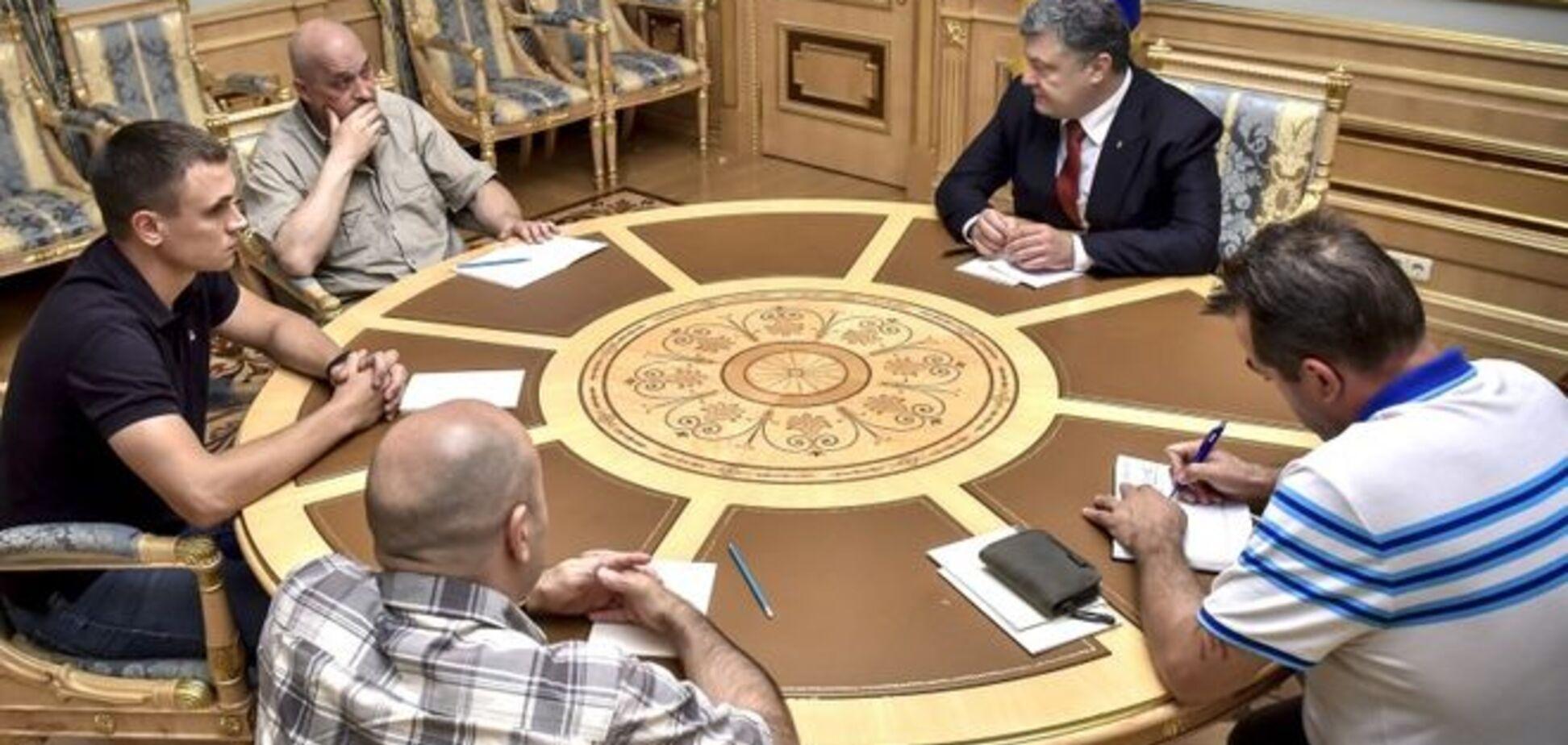 У Порошенко заявили об уровне контрабанды в зоне АТО