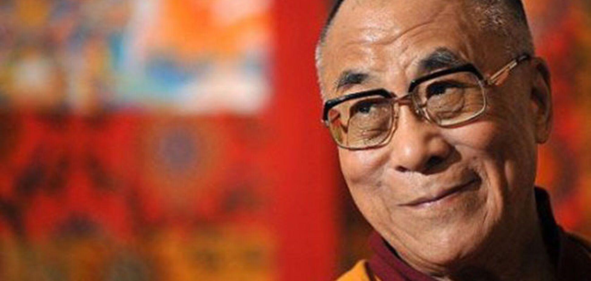Далай-лама розкрив таємницю щастя