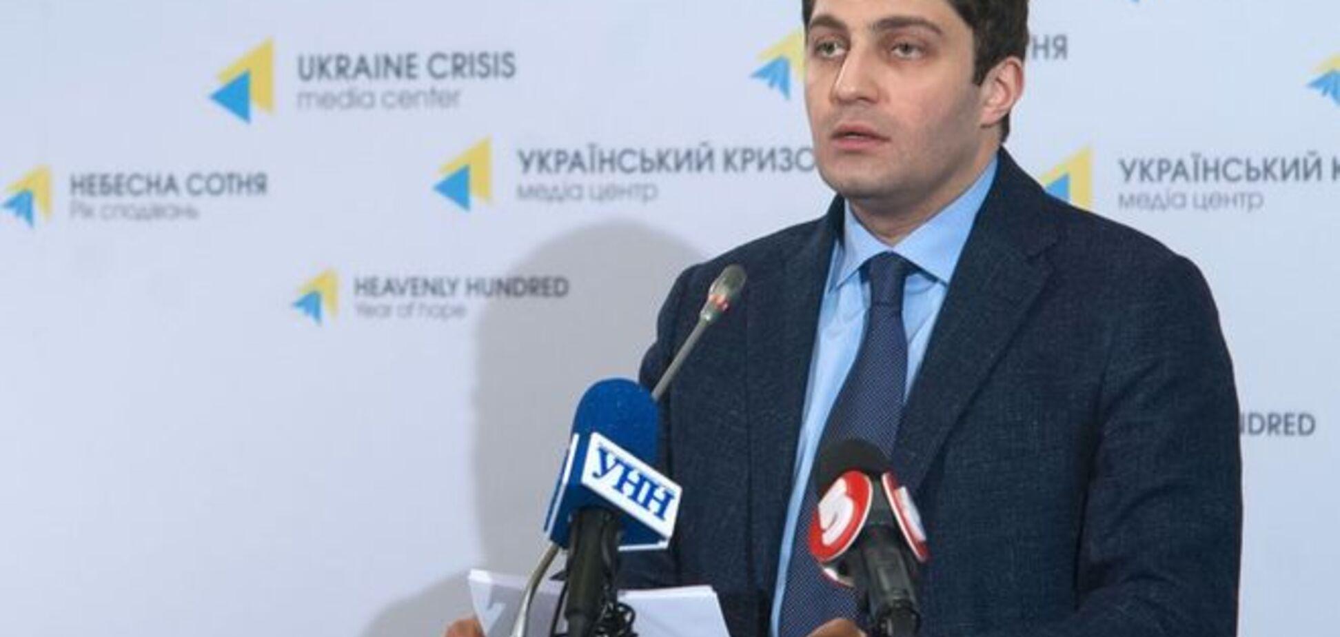 Сакварелидзе рассказал подробности задержания взяточников из ГПУ и прокуратуры Киева: это только предупреждение