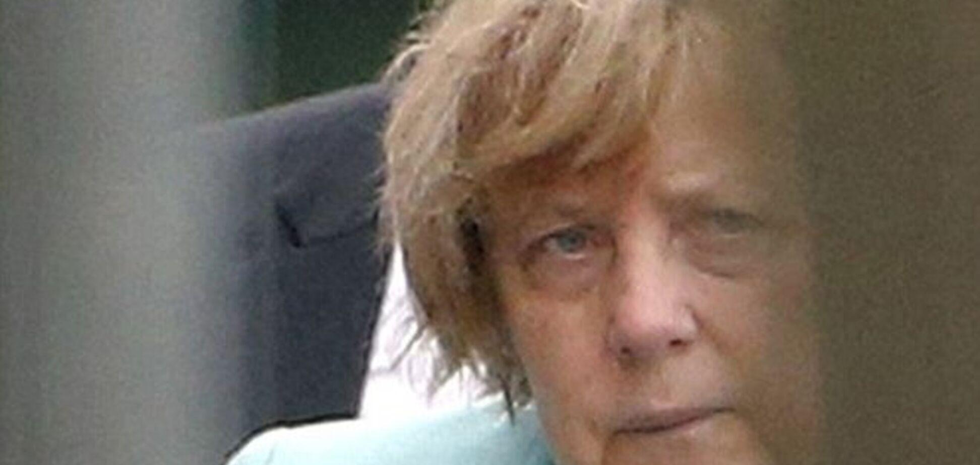 Греческий эффект: Ангела Меркель поразила неухоженным внешним видом