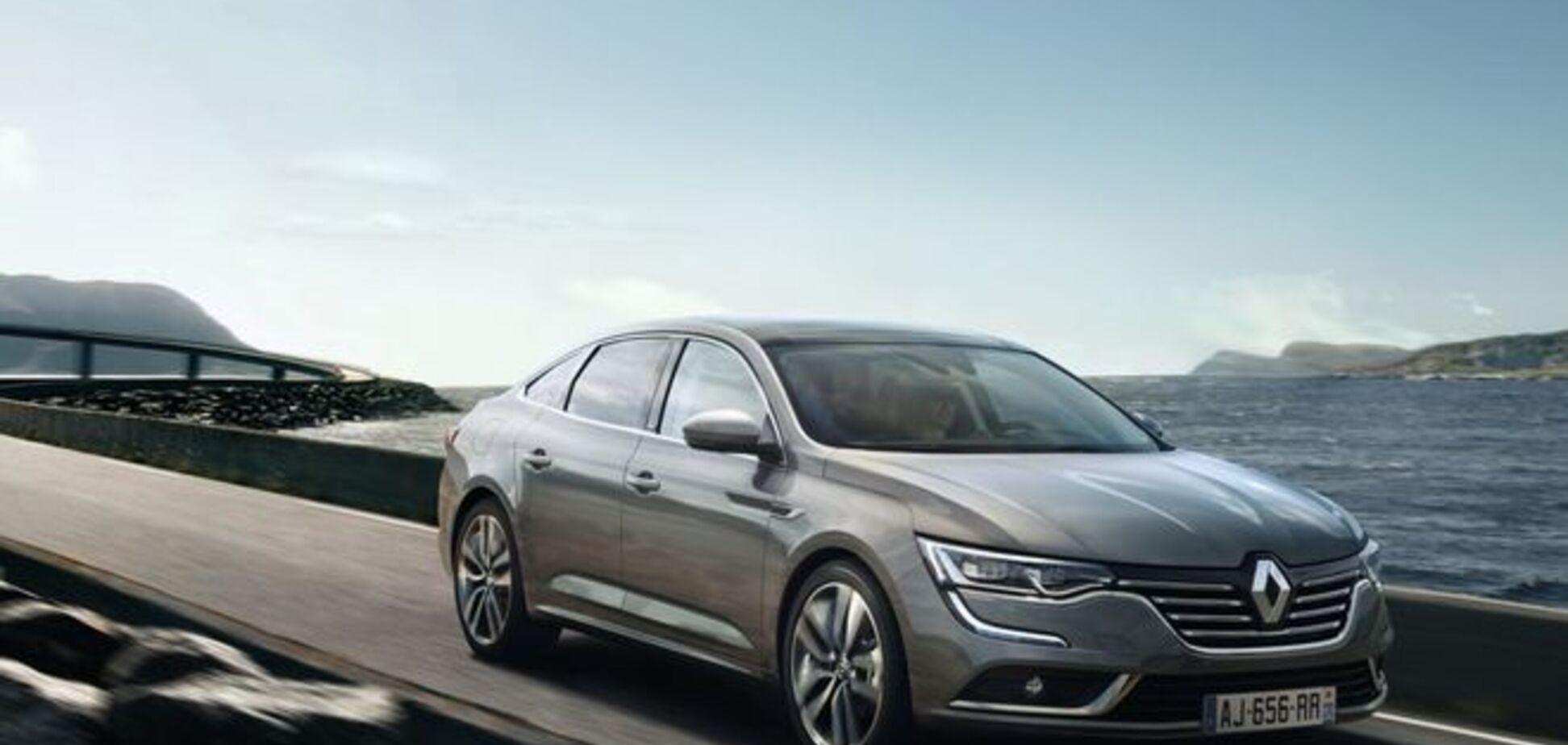 Французы создали конкурента VW Passat